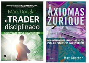 Combo Axiomas de Zurique + O Trader Disciplinado
