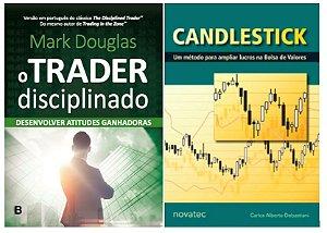 COMBO: O Trader Disciplinado - LANÇAMENTO + Candlestick