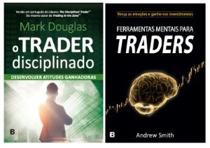 COMBO GG Trader Disciplinado + Ferramentas Mentais para Traders