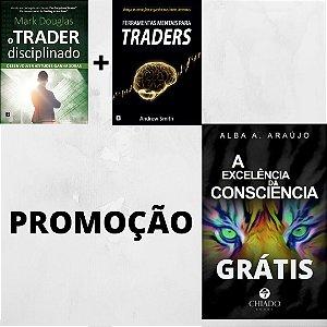 Promoção: Ferramentas + Trader Disciplinado = Grátis Excelência da Consciência