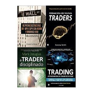 SUPER COMBO GG Trading  + Reminiscência + Trader Disciplinado + Ferramentas