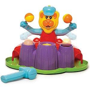 Brinquedo Educativo Bate Bate C/Som - Calesita