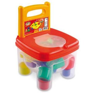 Brinquedo Educativo Brinkadeira Tec Tec - DISMAT