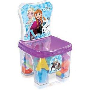 Brinquedo Educativo Frozen Educadeira 44pcs  - Lider