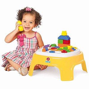Brinquedo Educativo Mesinha Encantada - Calesita