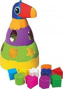 Brinquedo Educativo Tucano - MercoToys