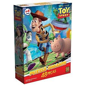 Quebra-Cabeça Cartonado Toy Story Gigante 48pcs - Grow