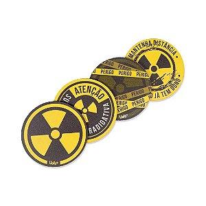 Porta Copos Radioativo - Uatt