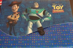Maleta 4 cm Disney Toy Story-Vmp