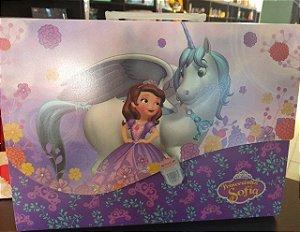 Maleta 4 cm Disney Princesinha Sofia-Vmp