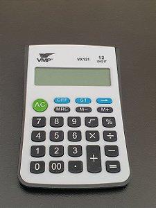 Calculadora 12 Digitos VX 131 Preto - VMP