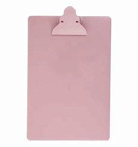 Prancheta Super Rosa Pastel - Waleu