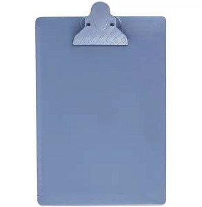 Prancheta Super Azul Pastel - Waleu