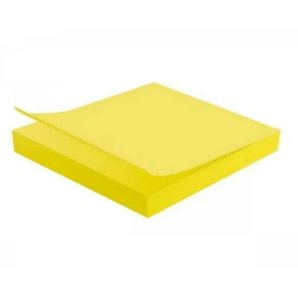 Recadinho Amarelo 76x76cm - VMP
