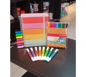 Kit Stabilo Colors