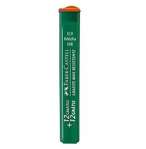 Grafite Técnico 0.9mm HB - Faber Castell