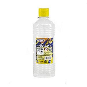 Cola Transparente Líquida 500gr - BRW