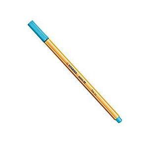 Caneta Point 88/57 Azul Claro-Stabilo