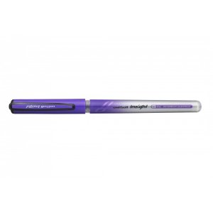 Caneta Insight Roxo - Uniball