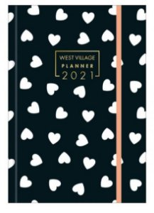Planner West Village 2021 80fls  - Tilibra