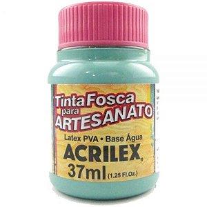 Tinta Fosca PVA Artesanato Verde Country 37ml  - Acrilex