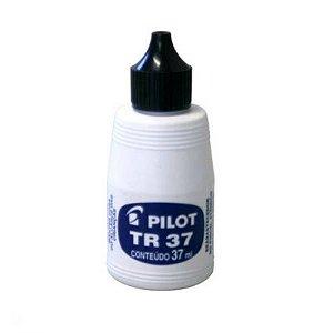 Tinta P/ Marcador Permanente Preto  - Pilot