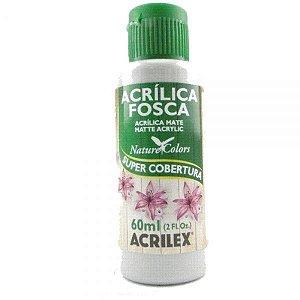 Tinta Acrilica Fosca 60ml Cinza - Acrilex