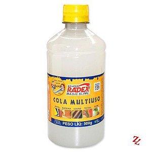 Cola Magic Slime Asuper 500 Gramas - Radex
