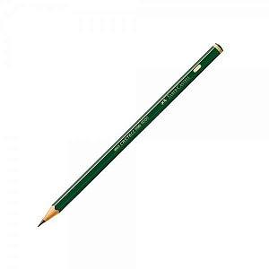 Lápis Preto Tecnico 9000 - 2b - Faber-Castell