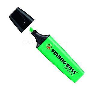 Marca Texto Boss Verde Neon - Stabilo