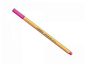 Caneta Point 88/056 Rosa Neon-Stabilo