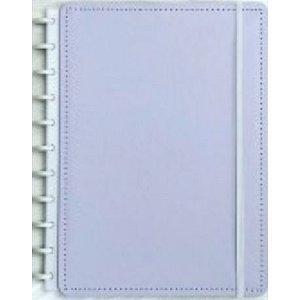 Caderno Grande  Lilas Pastel - Caderno inteligente