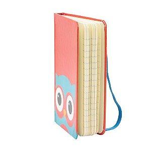 Caderno de Anotações Coruja - Zona Criativa