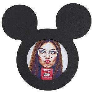 Porta Retrato Mickey Face - Zona Criativa