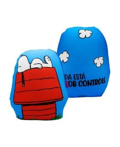 Almofada Snoopy Dog House -  Zona Criativa