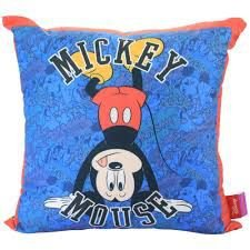 Almofada Veludo Mickey Mouse - Zona Criativa