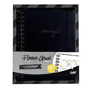 Planner Anual Preto - Uatt