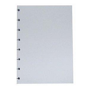 Refil Caderno A5 Sem Pautas - Caderno inteligente