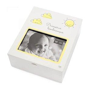 Caixa Para Fotos Bebê - Ludi