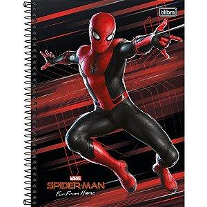 Caderno Universitário Spider-Man 10M - Tilibra