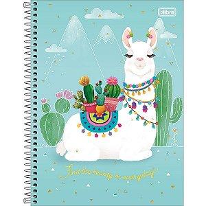 Caderno Universitário Hello! 12 Matérias - Tilibra