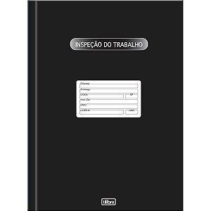 Livro Inspeçao Do Trabalho 50F -Tilibra