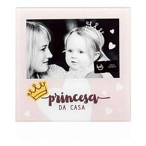Porta Retrato Bebe Princesa - Ludi