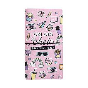 Caderno Courino Melhores Amigos - Uatt