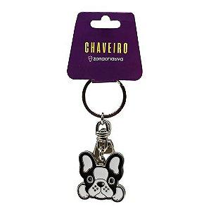 Kit Chaveiro BullDog - Zona Criativa
