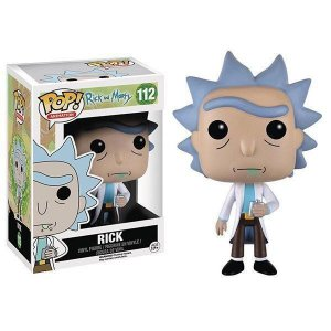 Funko Ricky and Morty - Zona Criativa