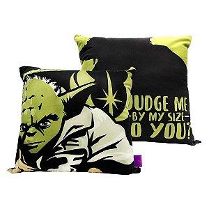 Almofada Mestre Yoda Star Wars - Zona Criativa