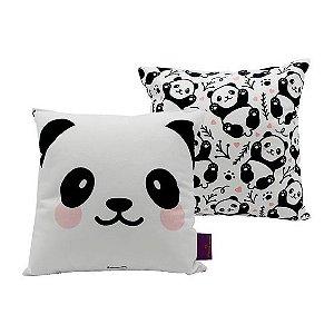 Almofada Panda - Zona Criativa