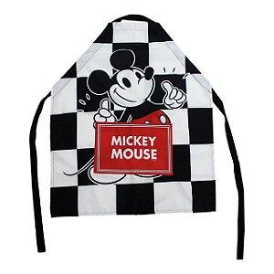 Avental C/ Bolso Mickey - Zona Criativa