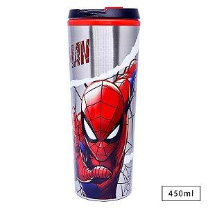 Copo Viagem Spider Man - Zona Criativa
